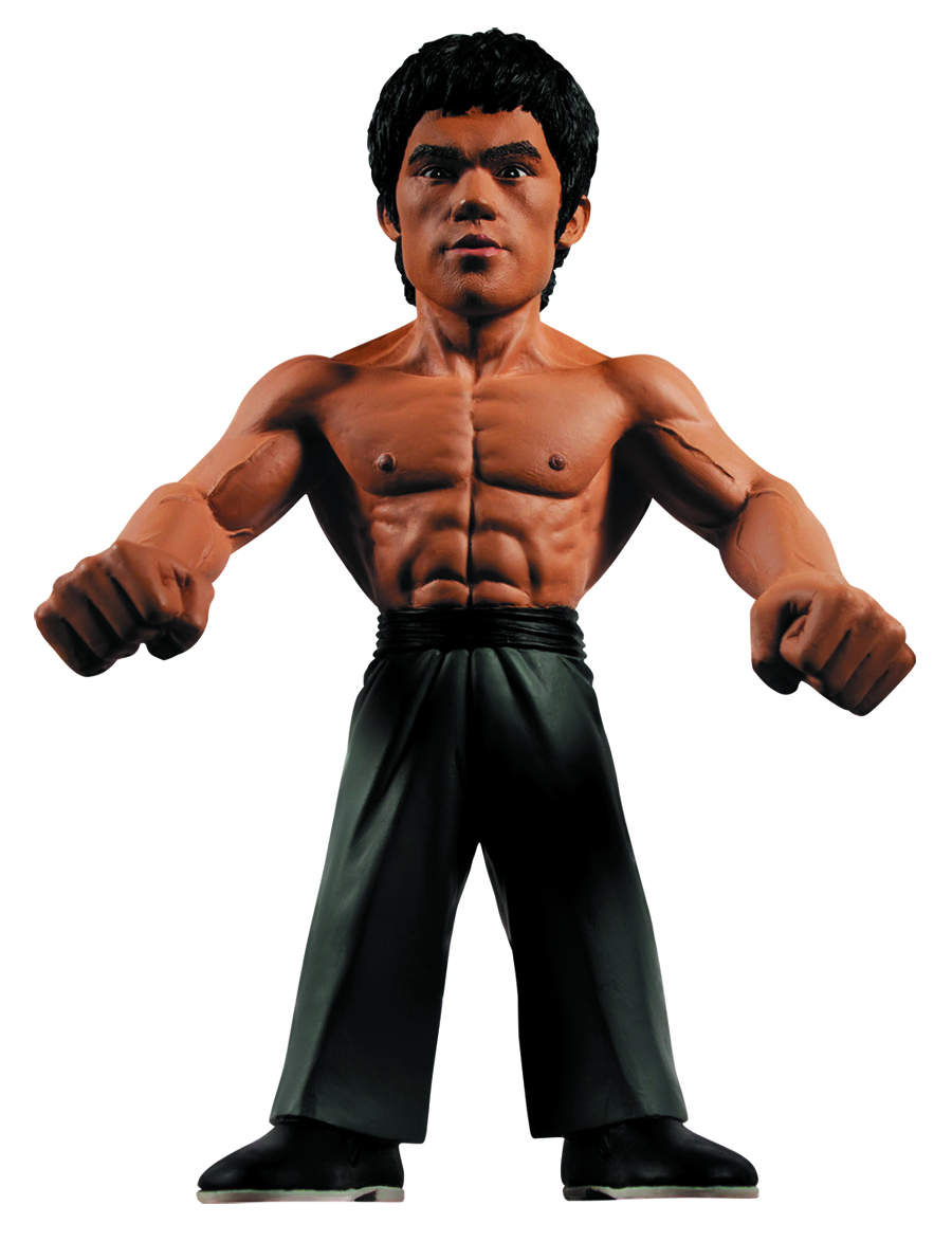 BRUCE LEE 6-IN FANATIKS WAVE 3 AF ASST