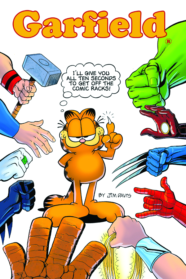 GARFIELD TP VOL 02
