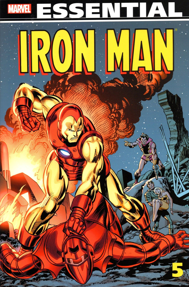 ESSENTIAL IRON MAN TP VOL 05
