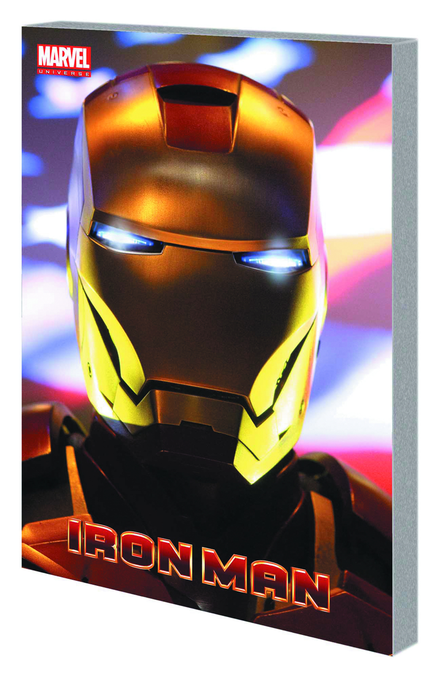 MARVEL UNIVERSE IRON MAN DIGEST TP