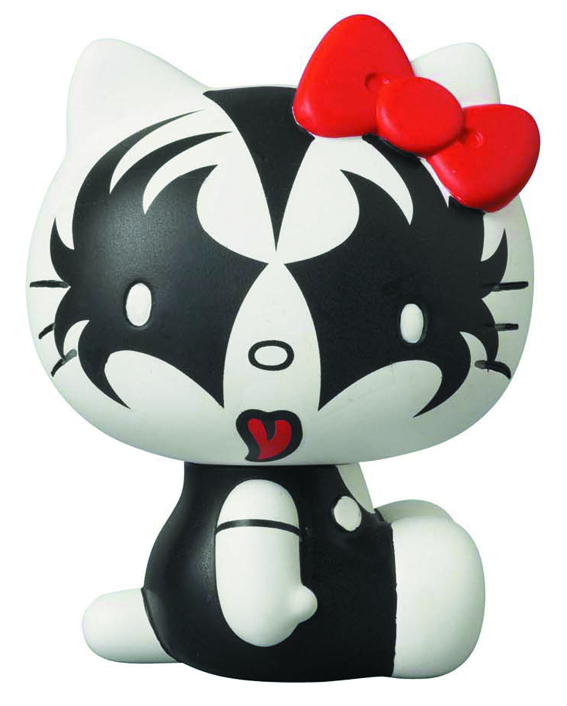 KISS X HELLO KITTY THE DEMON VCD