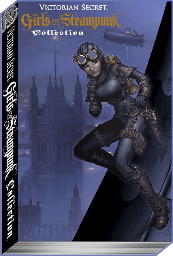 VICTORIAN SECRET GIRLS OF STEAMPUNK COLLECTION TP