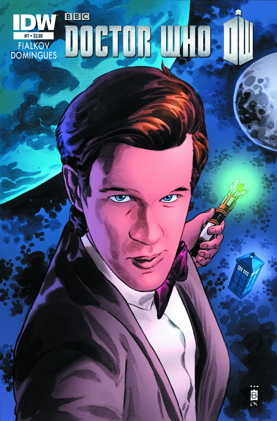 DOCTOR WHO VOL 3 #7
