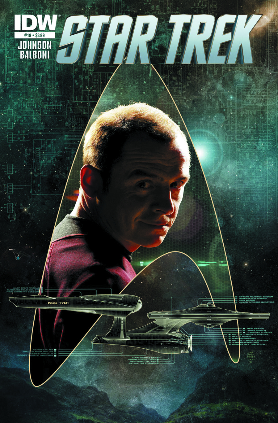 STAR TREK ONGOING #19