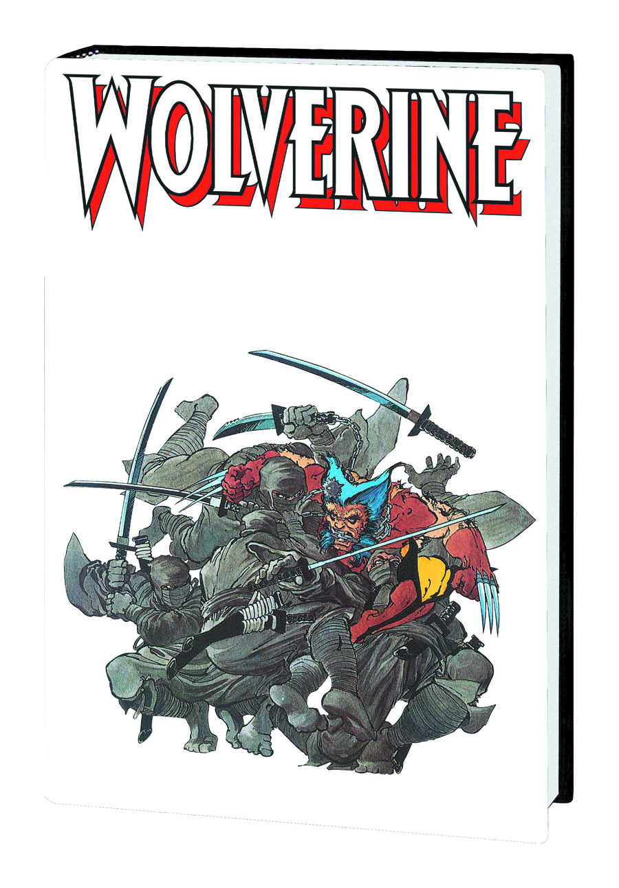 WOLVERINE BY CLAREMONT AND MILLER HC