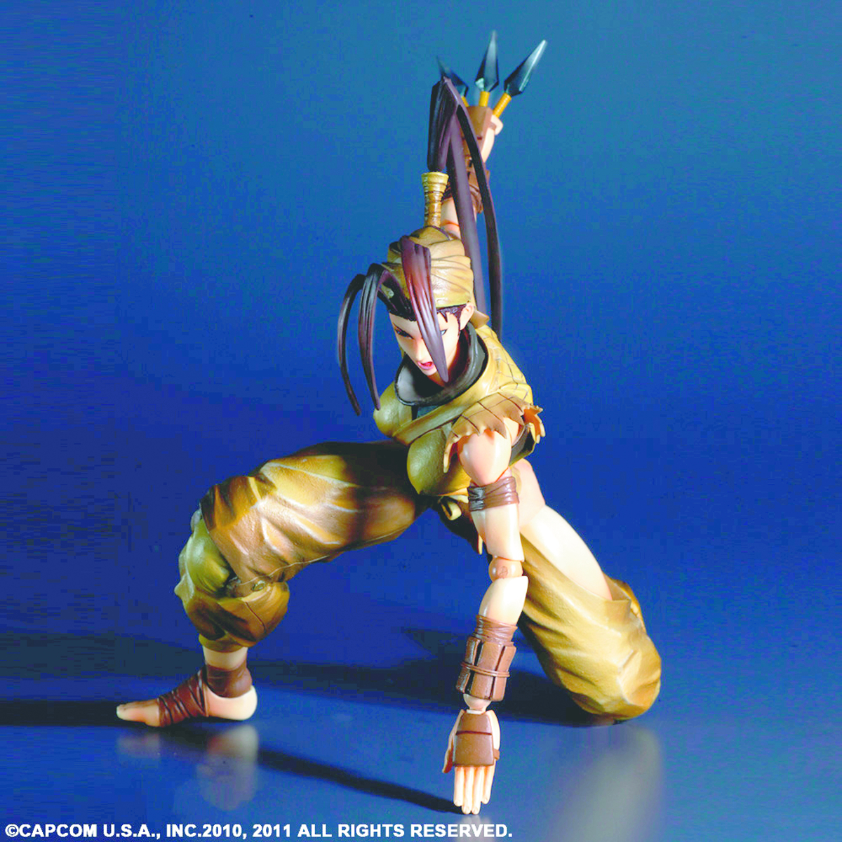 SUPER STREET FIGHTER IV PLAY ARTS KAI IBUKI AF
