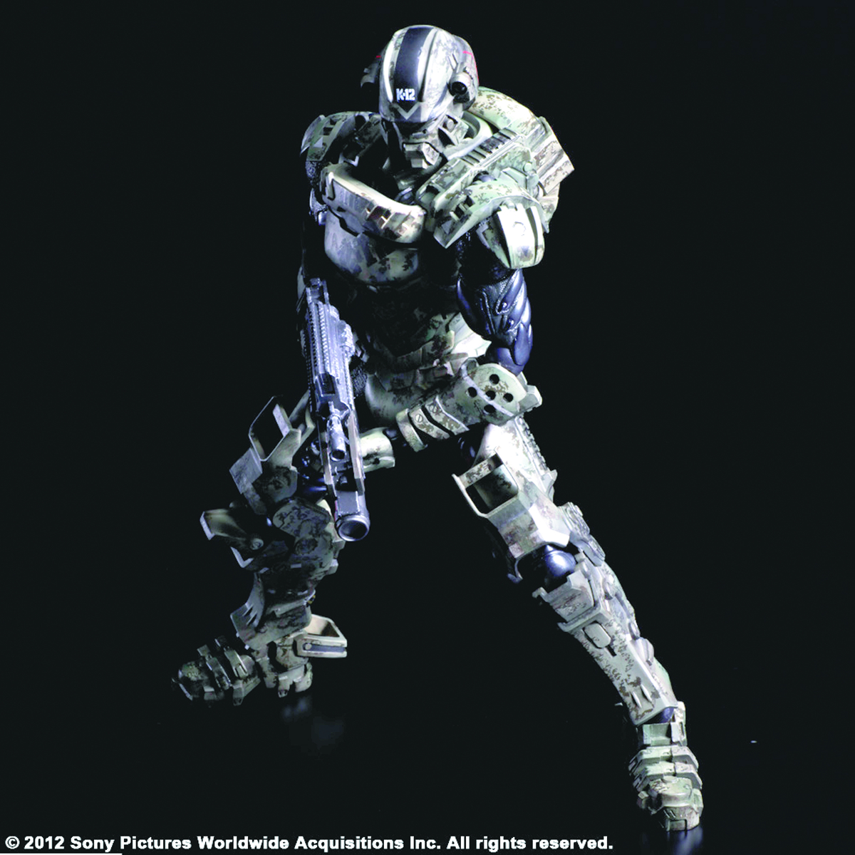 STARSHIP TROOPERS INVASION PLAY ARTS KAI HERO AF