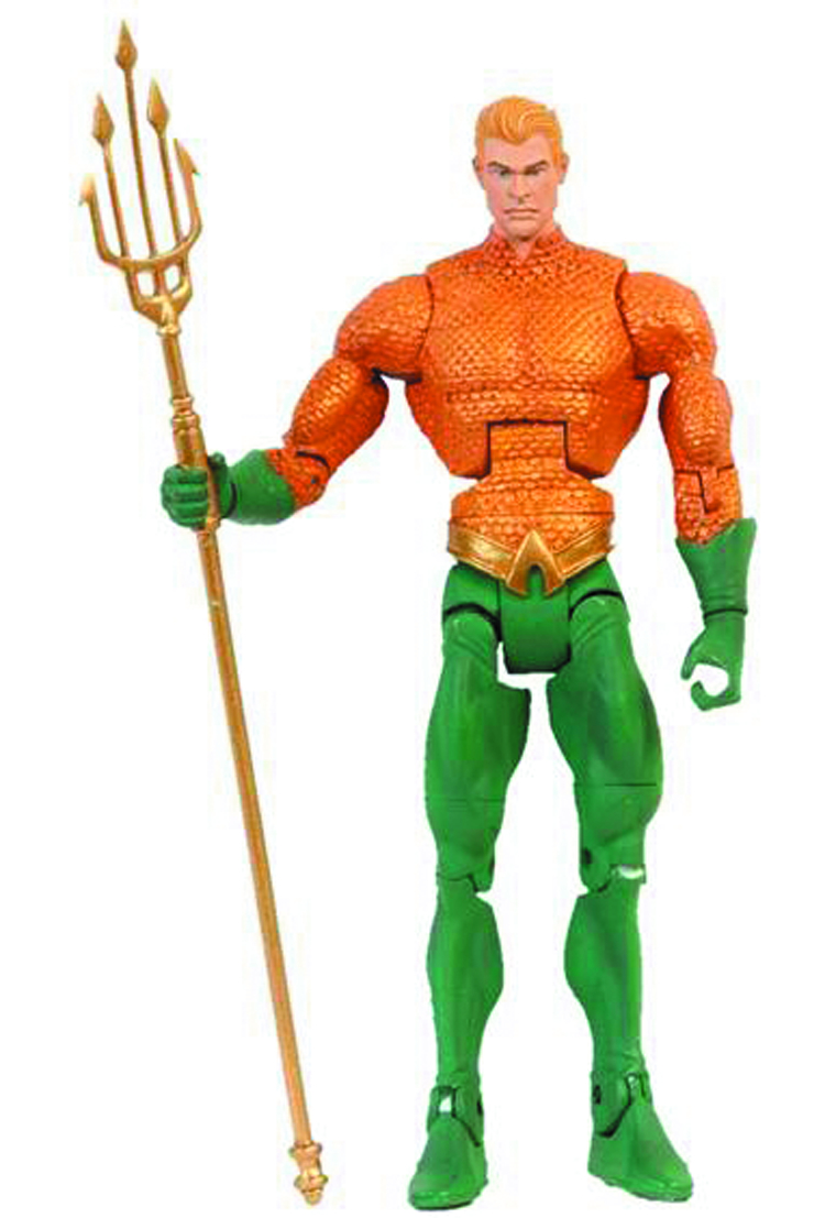 DC UNLIMITED 6-IN NEW 52 AQUAMAN AF