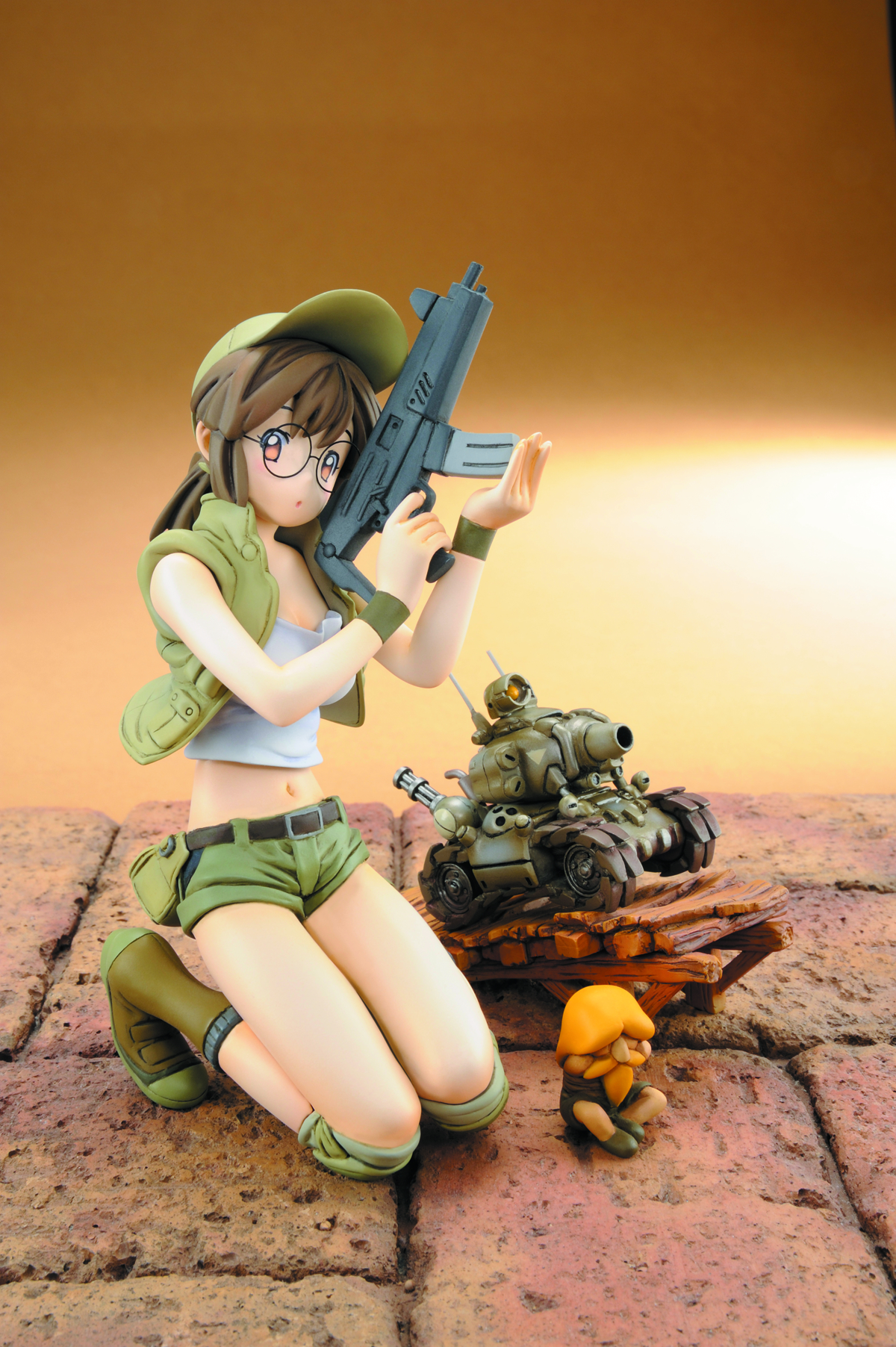 METAL SLUG 4 FIOLINA GERMI PVC FIG