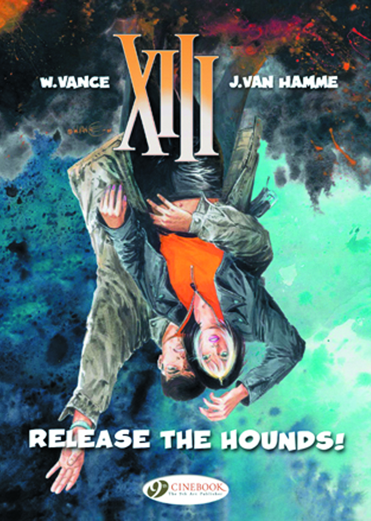 XIII CINEBOOK ED GN VOL 14 RELEASE HOUNDS
