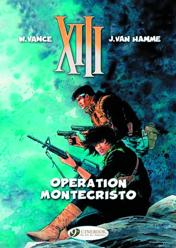 XIII CINEBOOK ED GN VOL 15 OPERATION MONTECRISTO