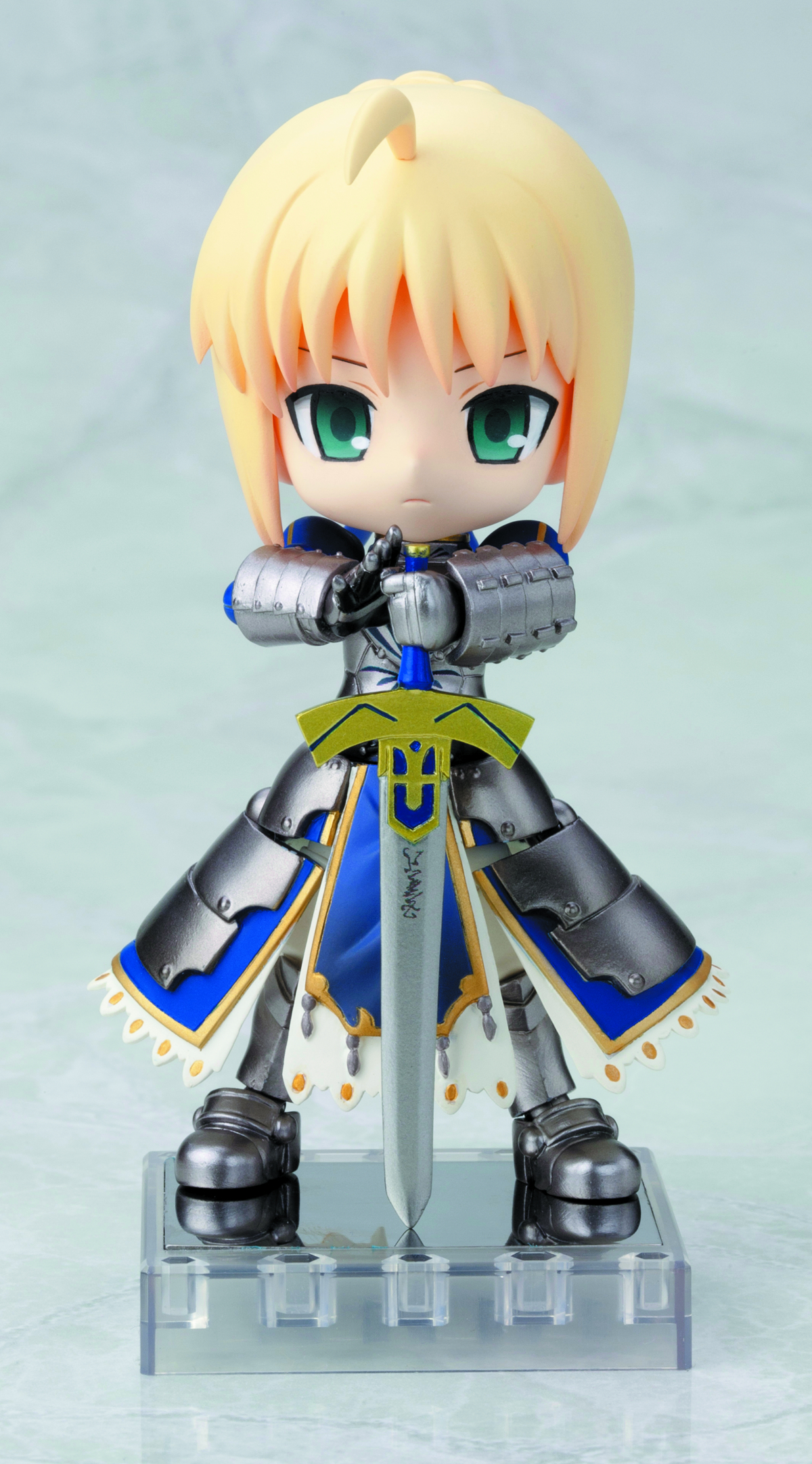 FATE/STAY NIGHT SABER CU-POCHE FIG