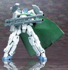 FRAME ARMS TYPE32 MODEL 5C ZEN-RAI PLASTIC MDL KIT