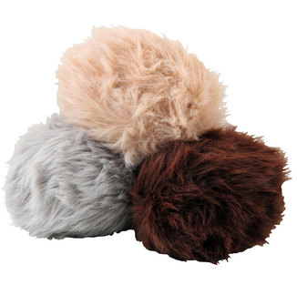 STAR TREK TOS BROWN TRIBBLE