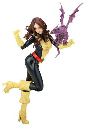 MARVEL KITTY PRYDE BISHOUJO STATUE