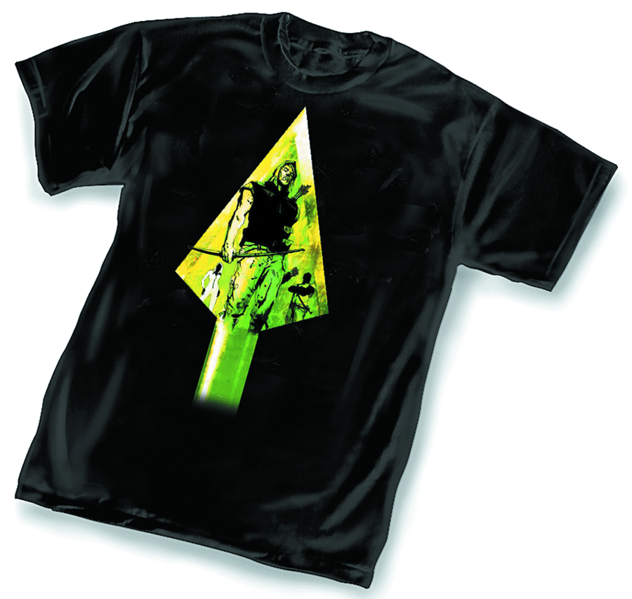 GREEN ARROW YEAR ONE T/S XL