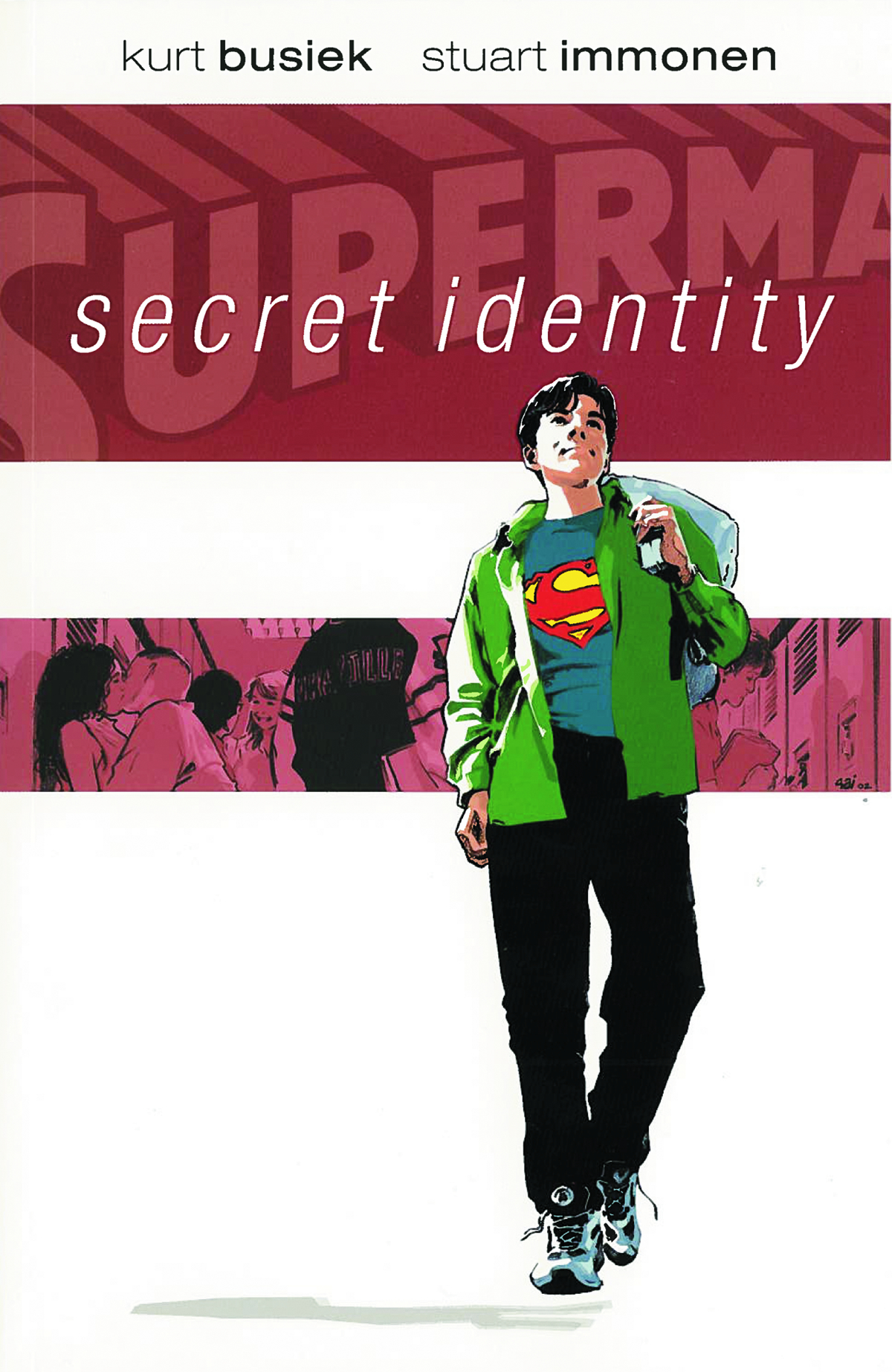 SUPERMAN SECRET IDENTITY TP NEW PTG