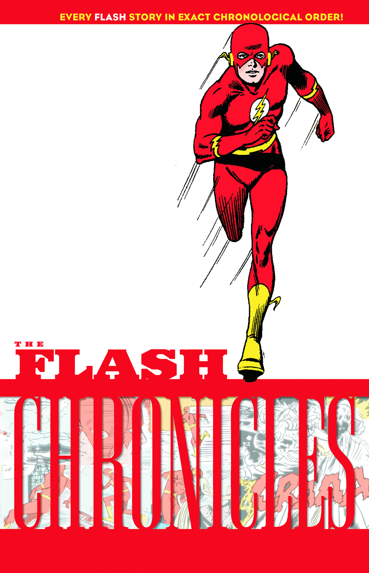 FLASH CHRONICLES TP VOL 04