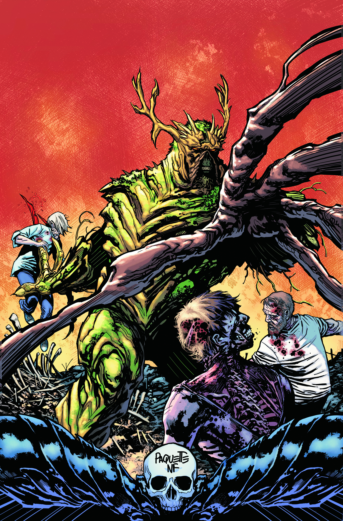 SWAMP THING TP VOL 02 FAMILY TREE