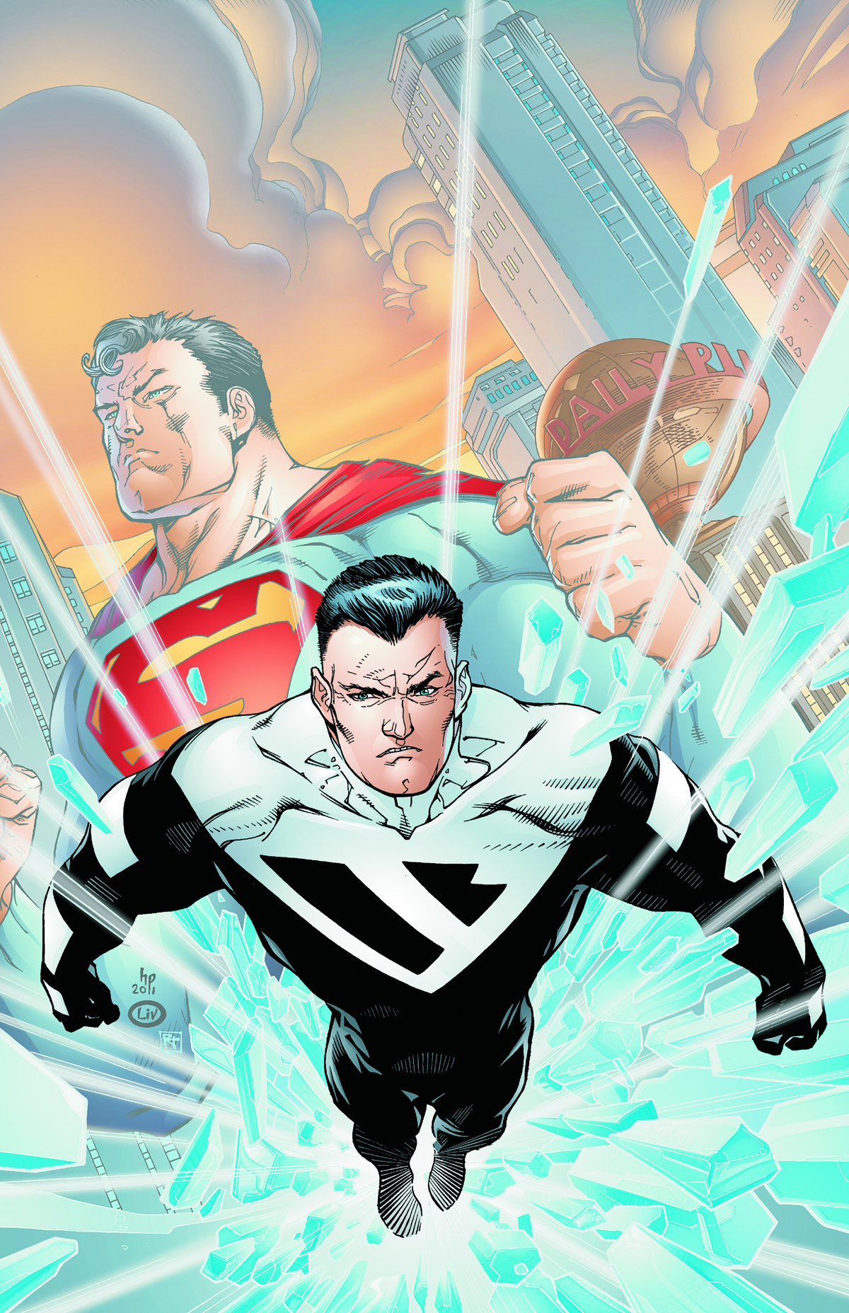 SUPERMAN BEYOND MAN OF TOMORROW TP