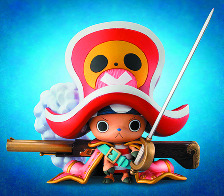 ONE PIECE POP CHOPPER EX MODEL PVC FIG ED Z