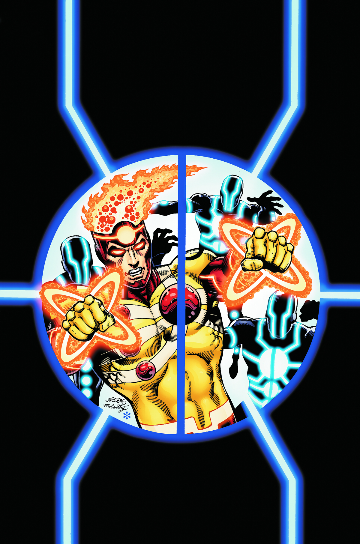 FURY OF FIRESTORM THE NUCLEAR MAN #18