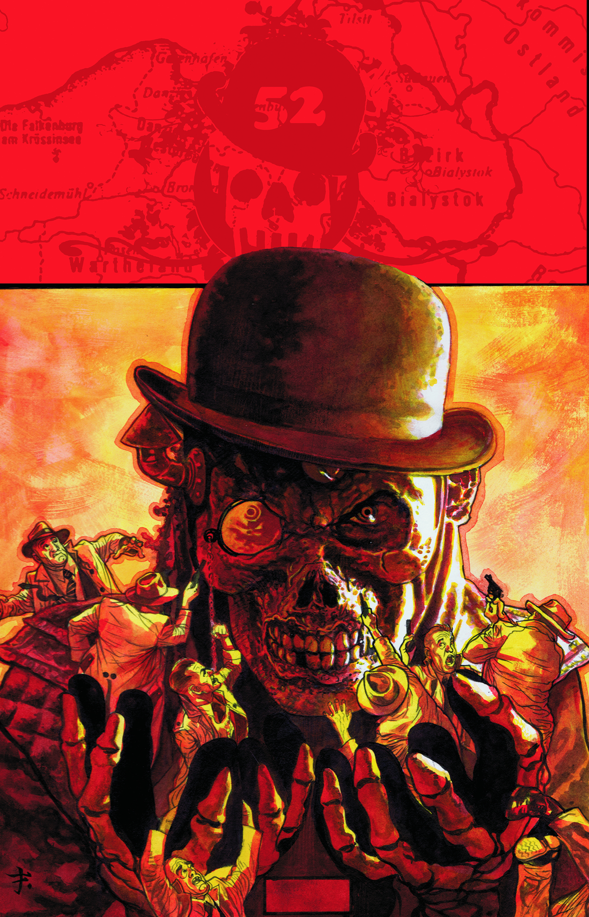 JSA LIBERTY FILES THE WHISTLING SKULL #4