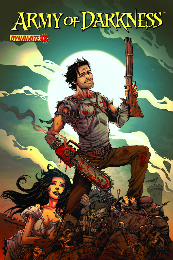 ARMY OF DARKNESS ONGOING #12