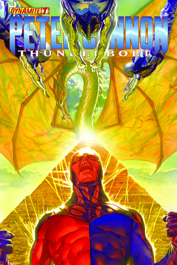 PETER CANNON THUNDERBOLT #7