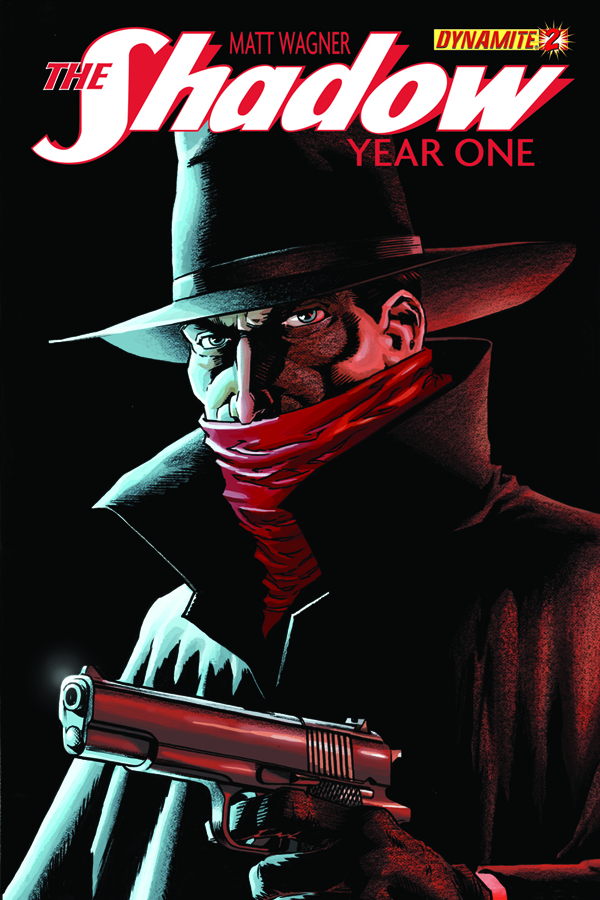 SHADOW YEAR ONE #2