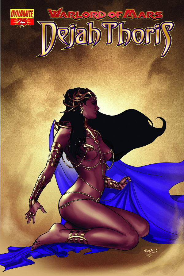 WARLORD OF MARS DEJAH THORIS #25
