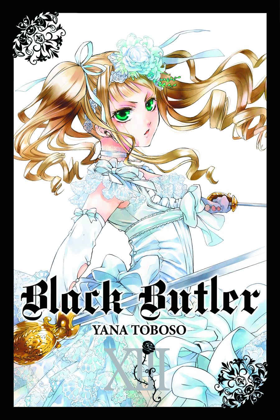 (USE JUN148245) BLACK BUTLER TP VOL 13
