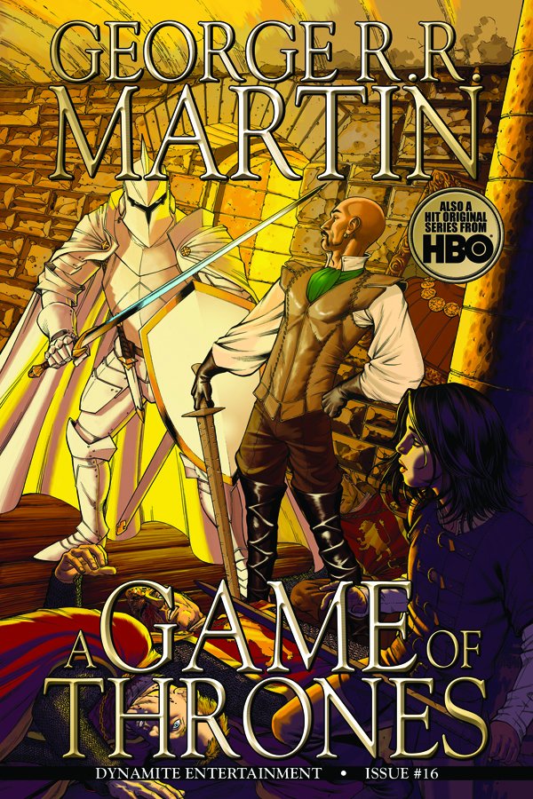 GAME OF THRONES #16