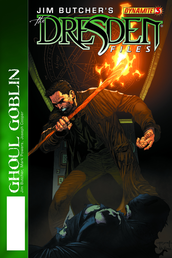 JIM BUTCHERS DRESDEN FILES GHOUL GOBLIN #3