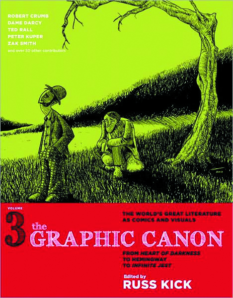 GRAPHIC CANON TP VOL 03 HEART OF DARKNESS TO INFINITE JEST