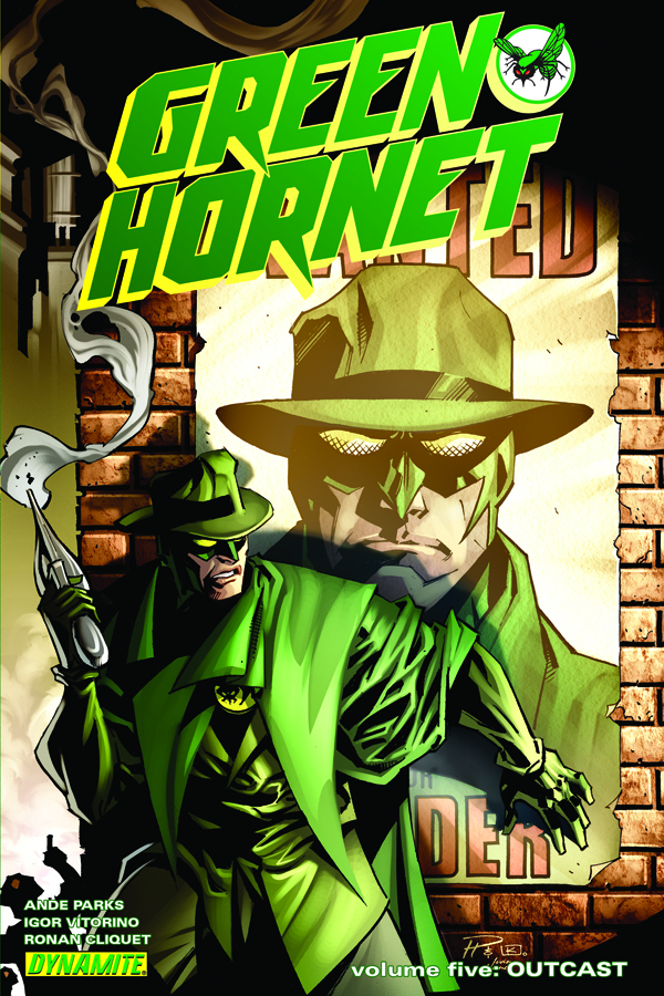 GREEN HORNET TP VOL 05 OUTCAST