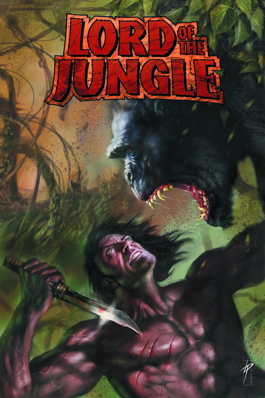 LORD OF THE JUNGLE TP VOL 02