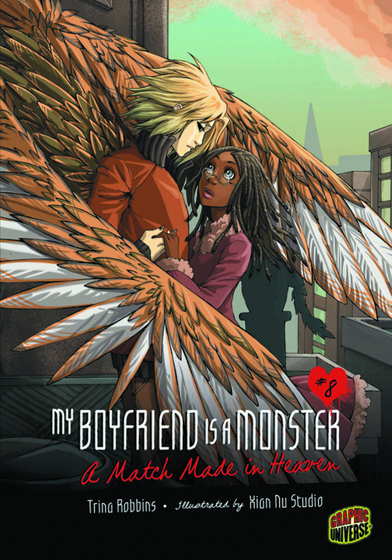 MY BOYFRIEND IS MONSTER GN VOL 08 MATCH MADE IN HEAVEN