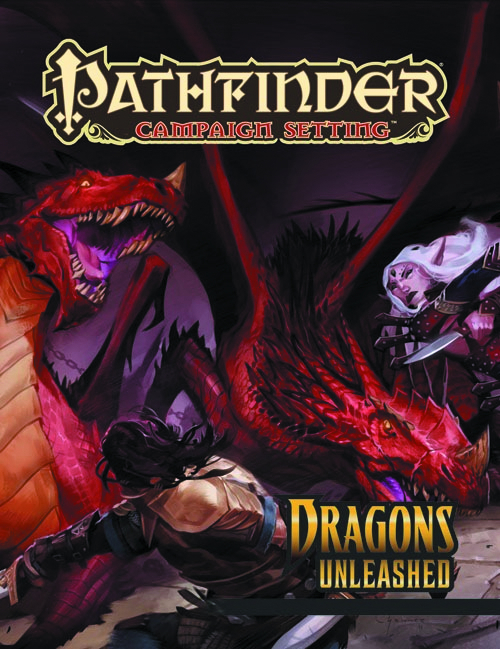 PATHFINDER CAMPAIGN SETTING DRAGONS UNLEASHED