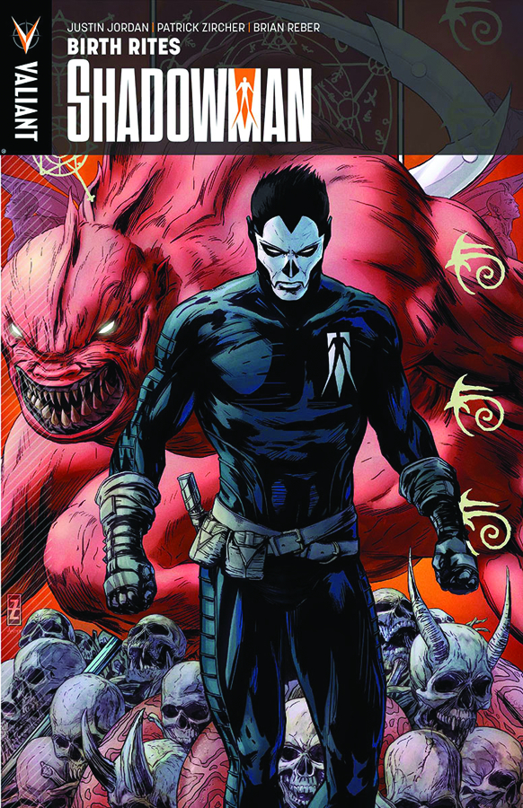 SHADOWMAN TP VOL 01 BIRTH RITES