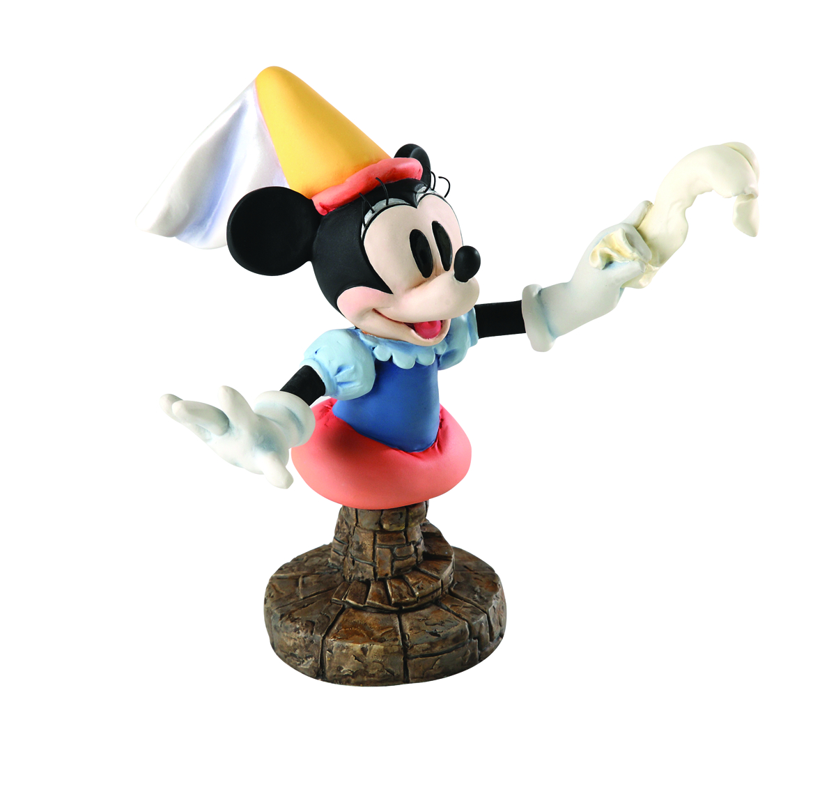 GRAND JESTER PRINCESS MINNIE MINI-BUST