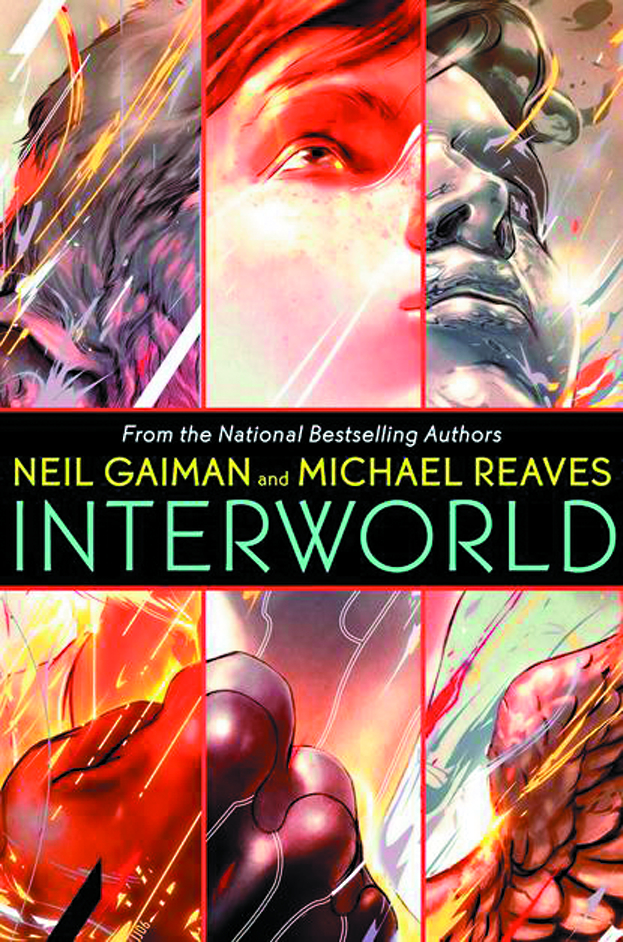 NEIL GAIMAN INTERWORLD TP