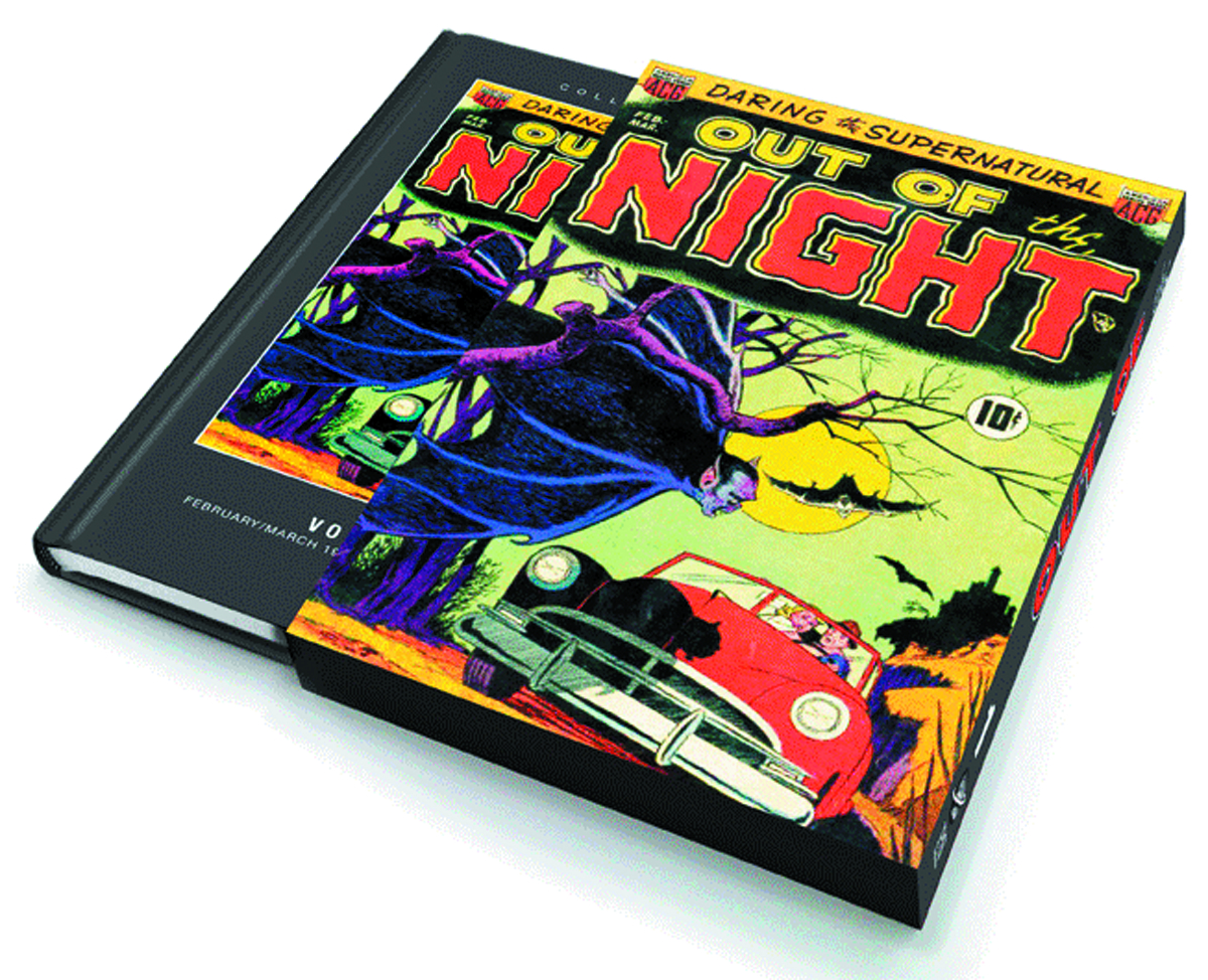ACG COLL WORKS OUT OF THE NIGHT SLIPCASE ED VOL 01