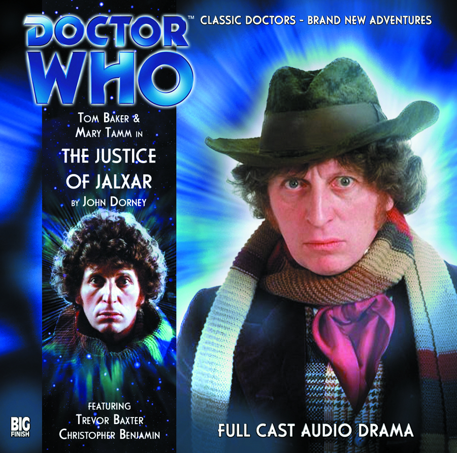 DOCTOR WHO JUSTICE OF JALXAR AUDIO CD