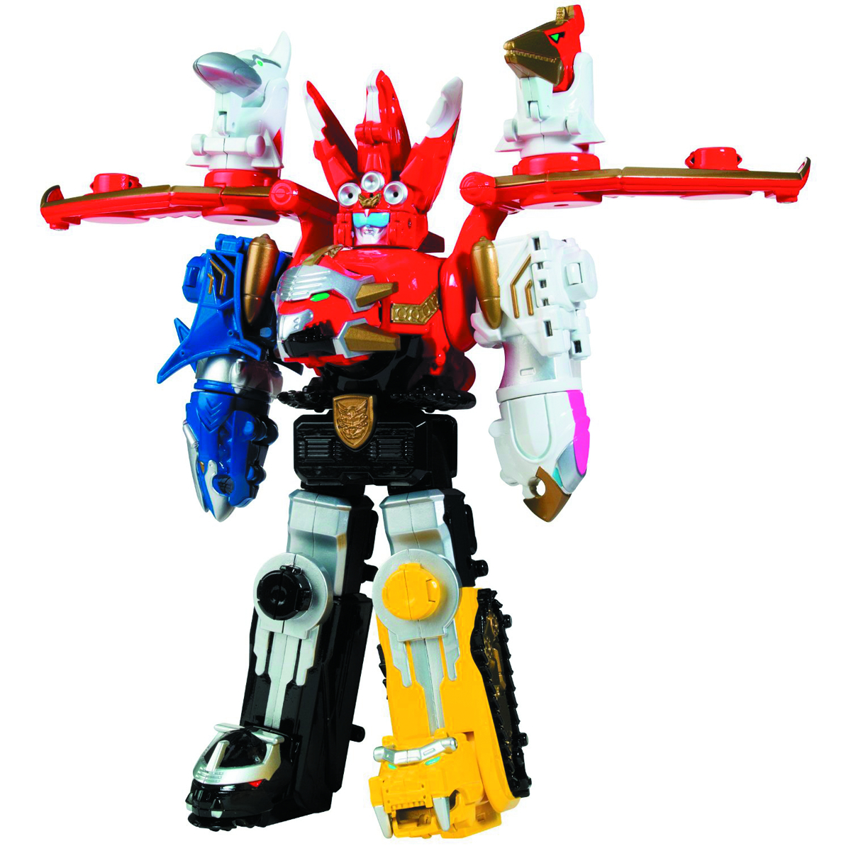 POWER RANGERS MEGAFORCE MEGAZORD AF ASST