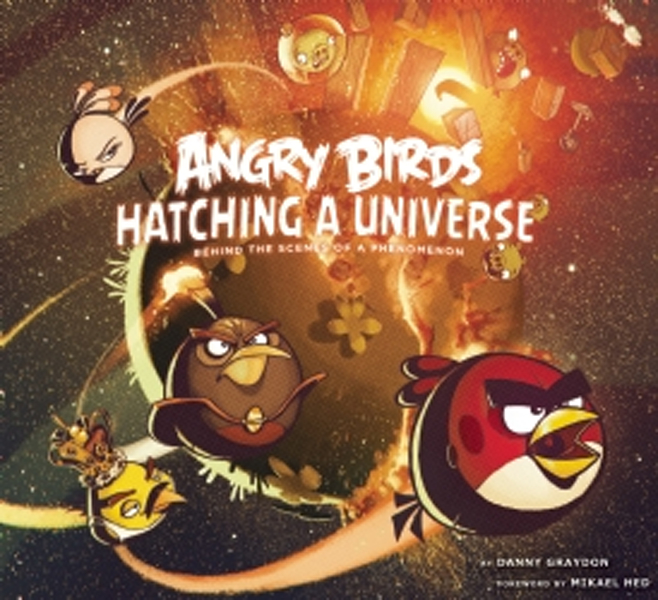 ANGRY BIRDS HATCHING A UNIVERSE HC