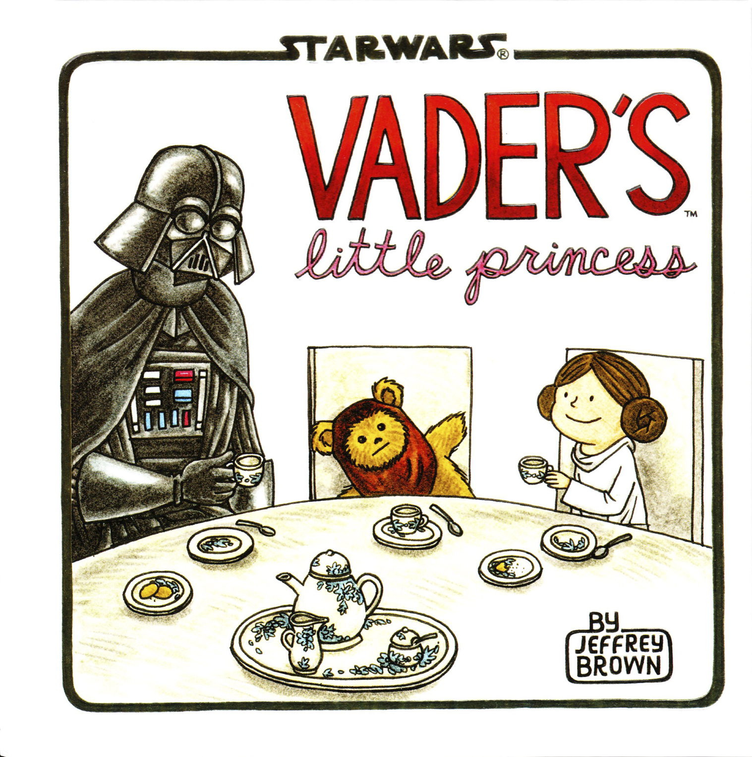 VADERS LITTLE PRINCESS HC