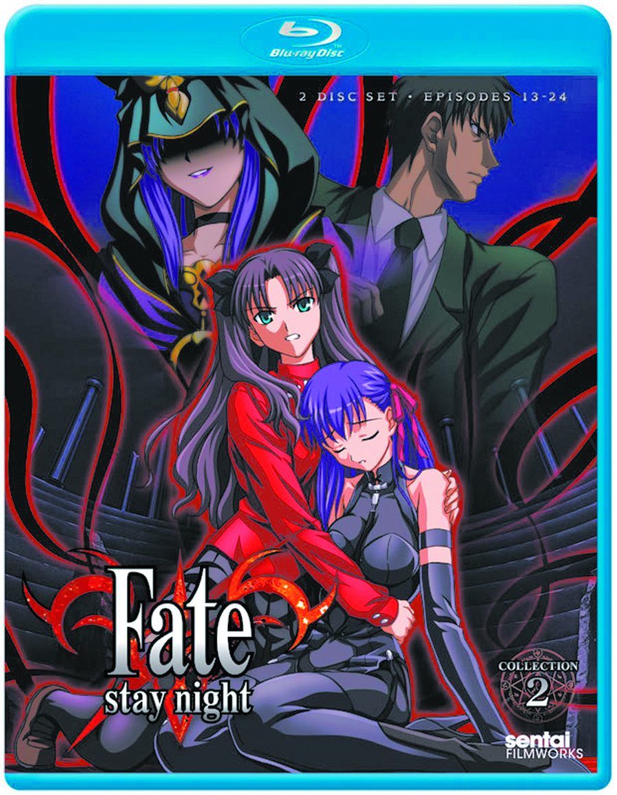 FATE/STAY NIGHT TV BD COLL 02