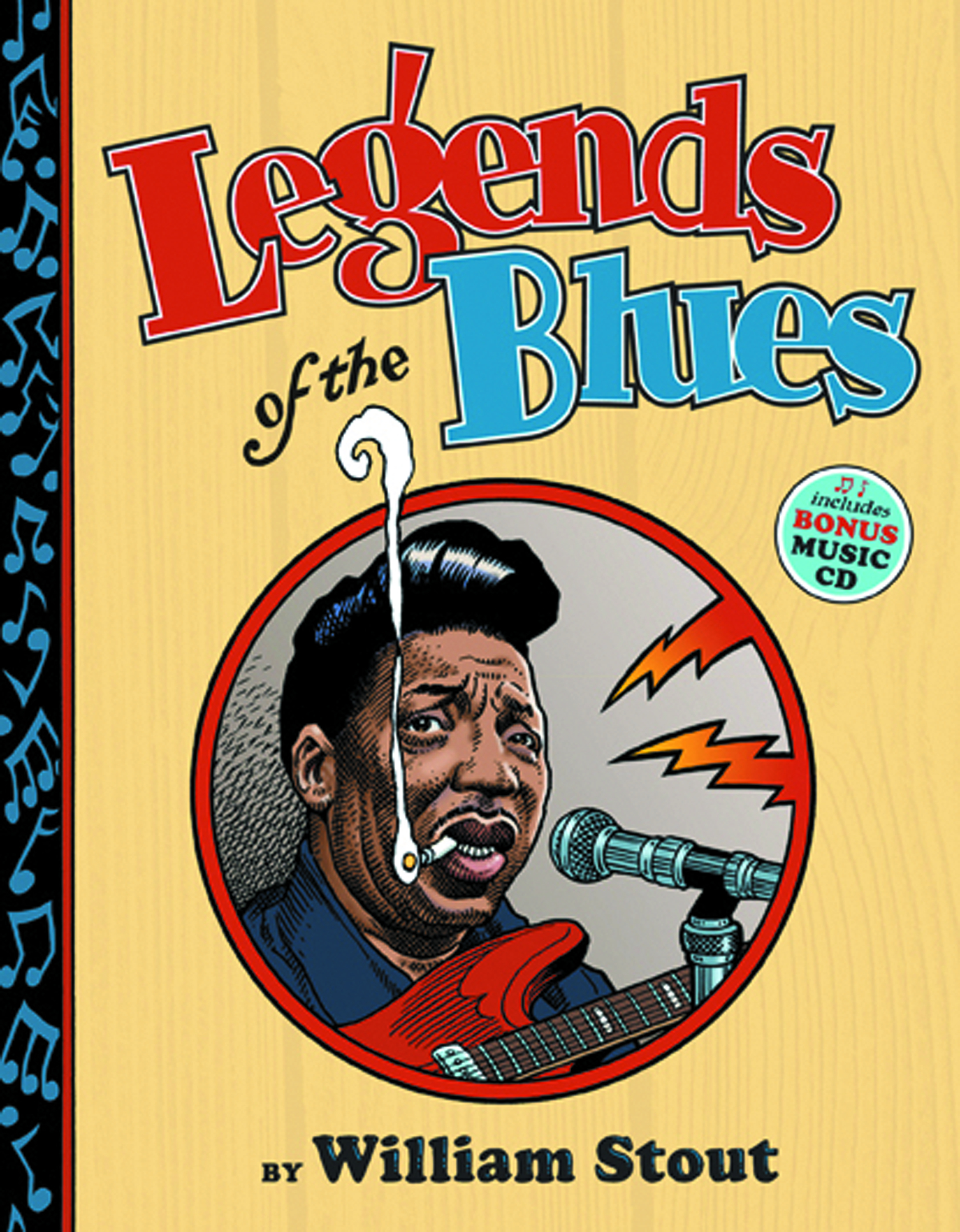 LEGENDS OF THE BLUES HC