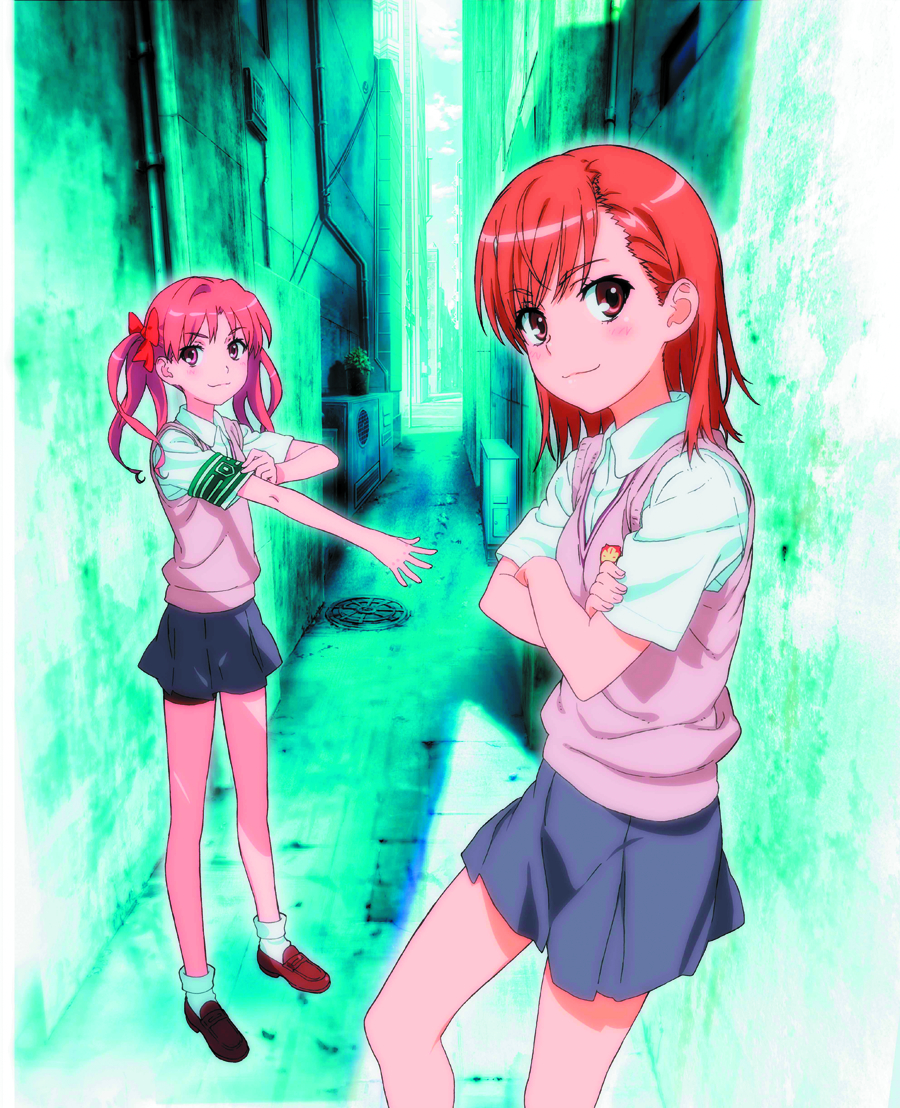 CERTAIN SCIENTIFIC RAILGUN DVD SEA 01 PT 2